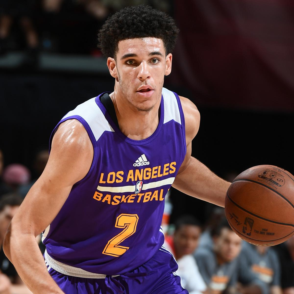 82-Game NBA Summer League 2018 Schedule Released