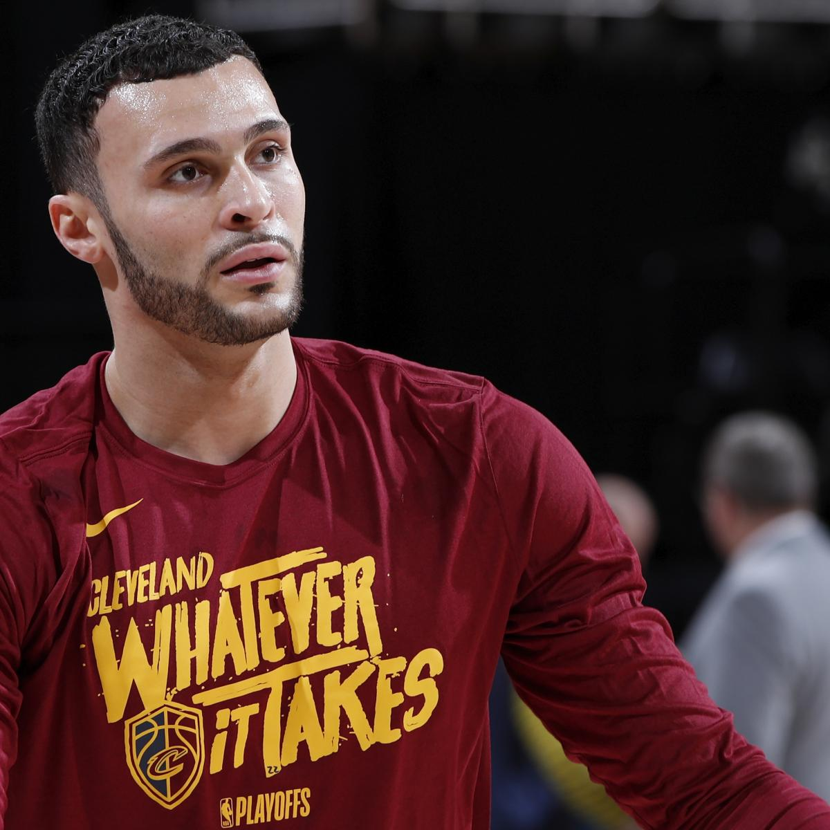 Cavaliers Rumors: Larry Nance Jr, Cleveland Share Interest in Contract Extension