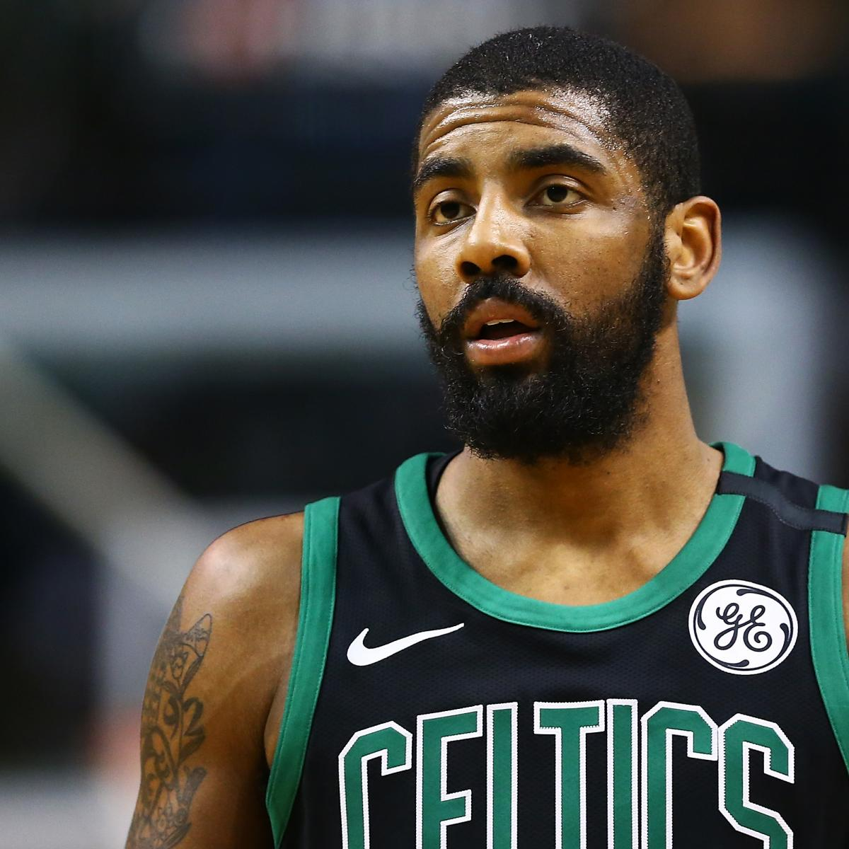 Kyrie Irving on Possible Celtics Contract Extension: 'Doesn't Make Any Sense'