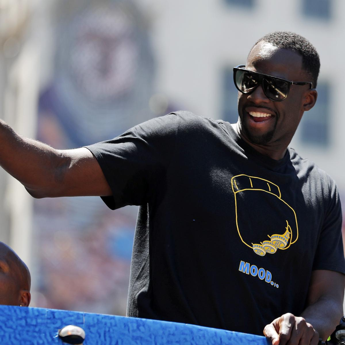 Draymond Green Told Tristan Thompson 'We Ain't Cut the Same' After NBA Finals