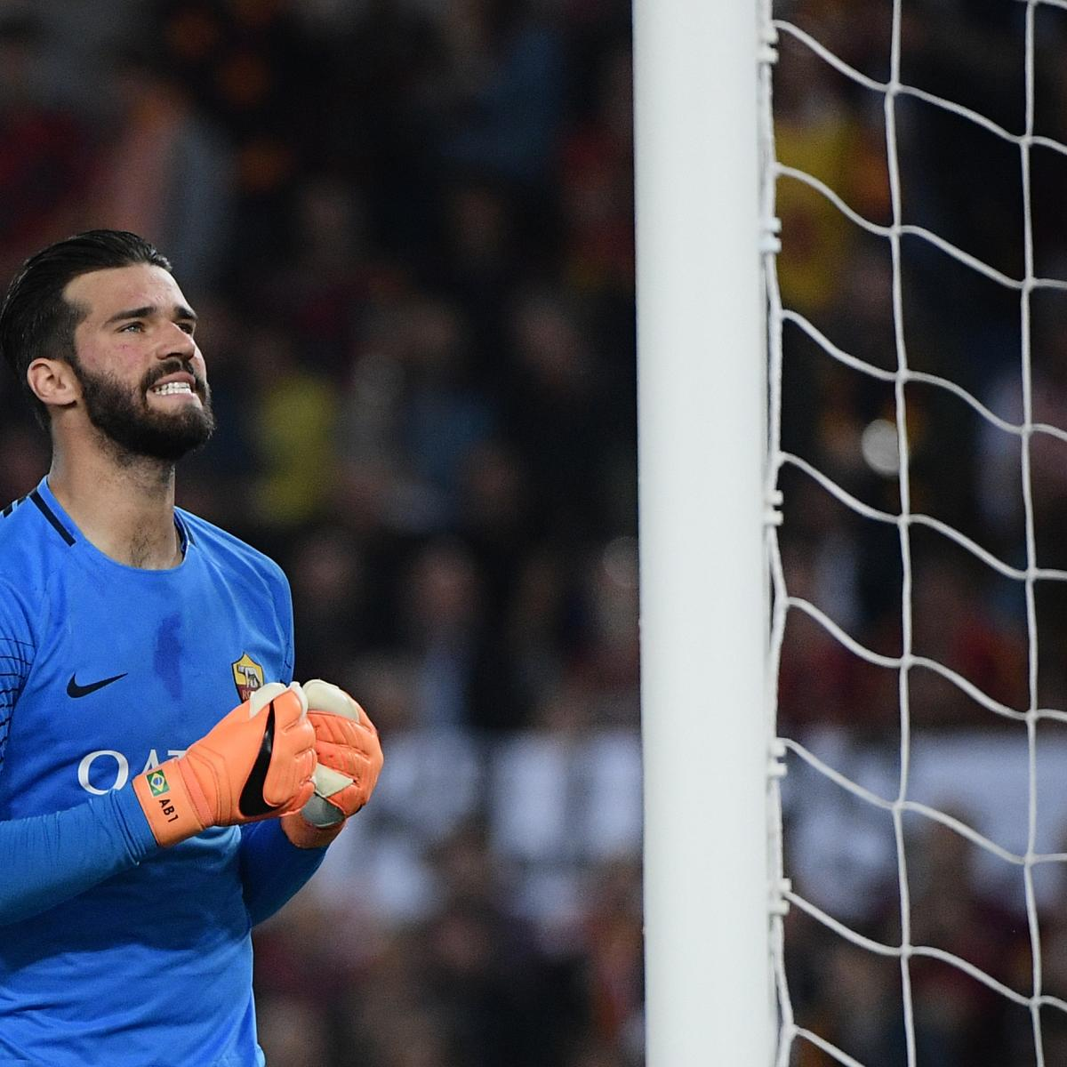 Liverpool Reportedly Set to End Alisson Chase and Will Reassess 'Keeper Options