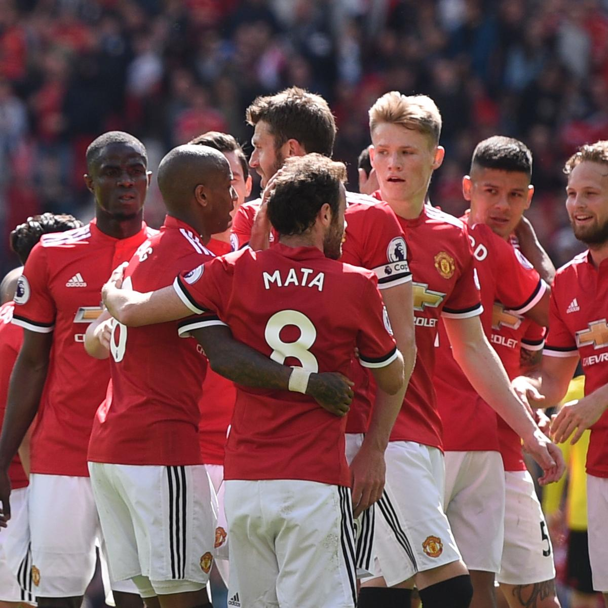 Manchester United Named Most Valuable Football Club by Forbes