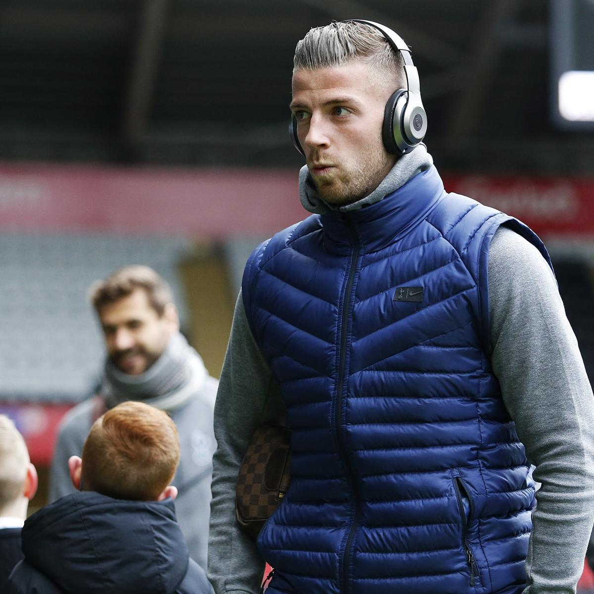 Toby Alderweireld Open to Tottenham Stay Amid Manchester United Transfer Rumours
