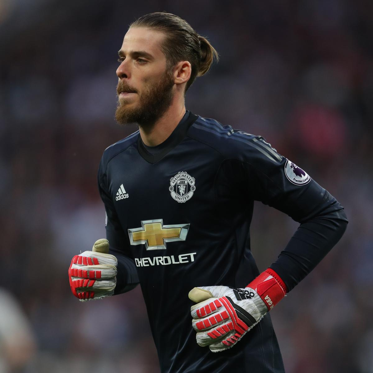 Real Madrid Reportedly Believe They Can Sign David De Gea with £100M Bid