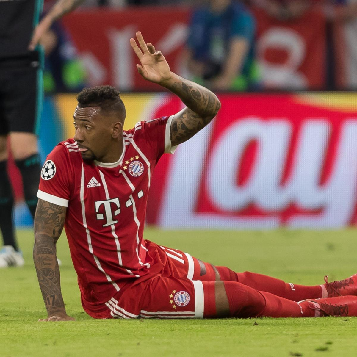 Manchester United Transfer News: Jerome Boateng Linked in Latest Rumours
