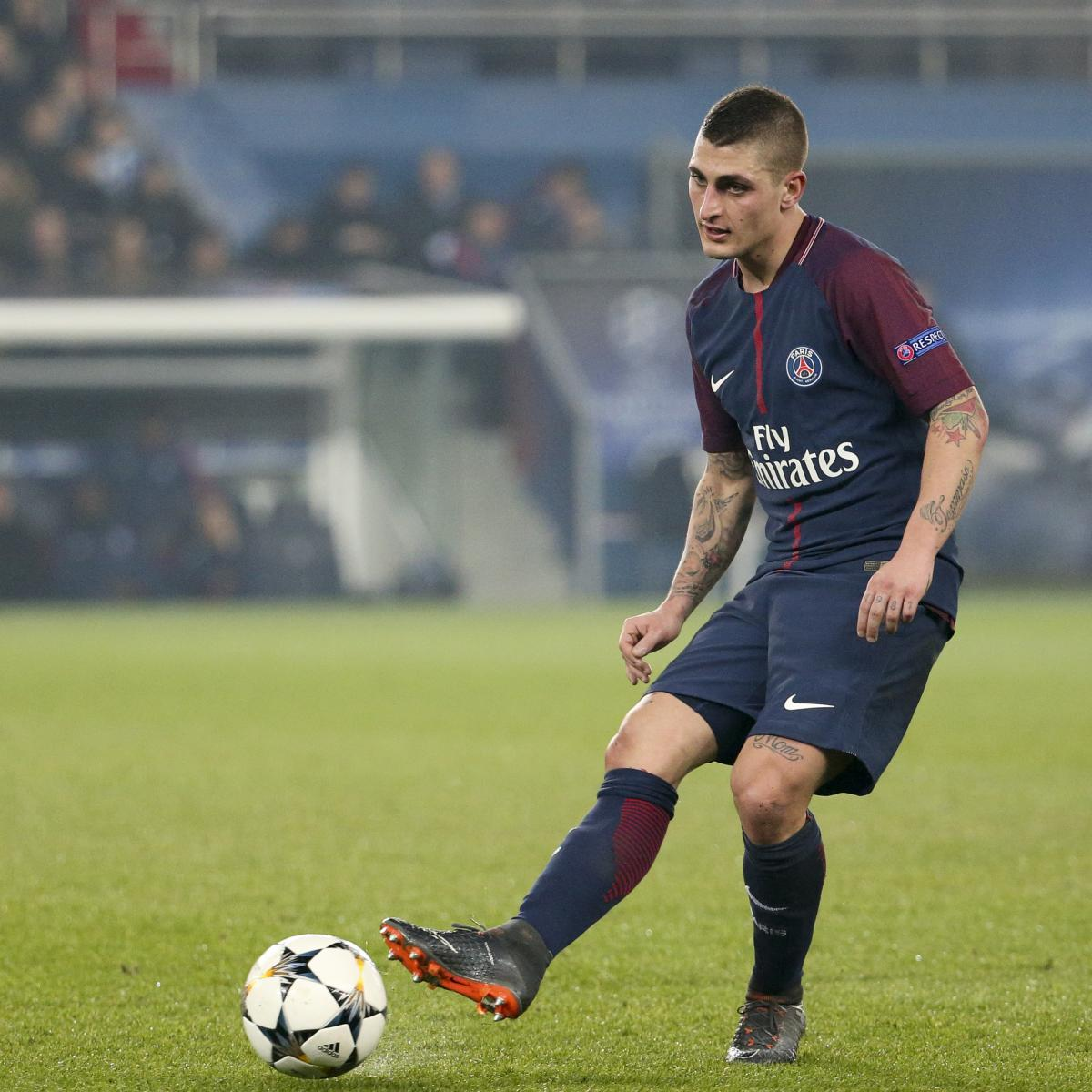 Manchester United Transfer News: Marco Verratti 'Available' in Latest Rumours