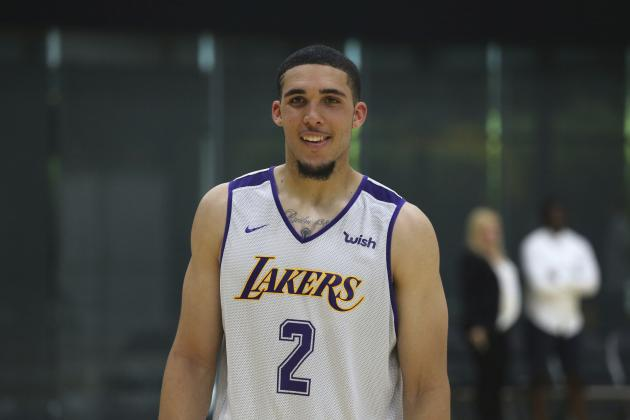 NBA Draft 2018 Rumors: LiAngelo Ball Working Out with Warriors