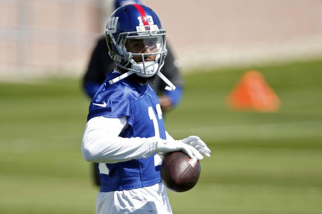 Pat Shurmur: Odell Beckham Jr. Expected to Be 100 Percent for Training Camp