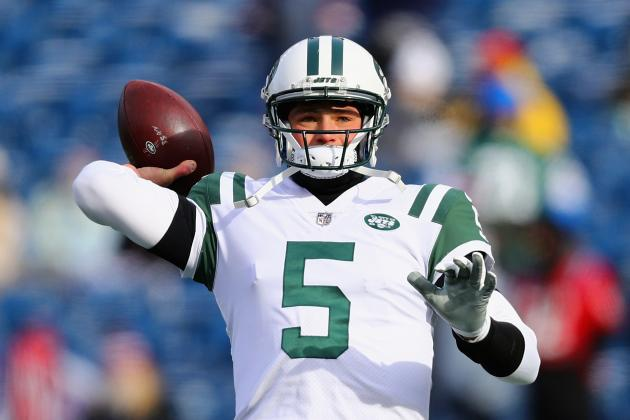 Christian Hackenberg Visits Patriots; Contract Not Expected Soon