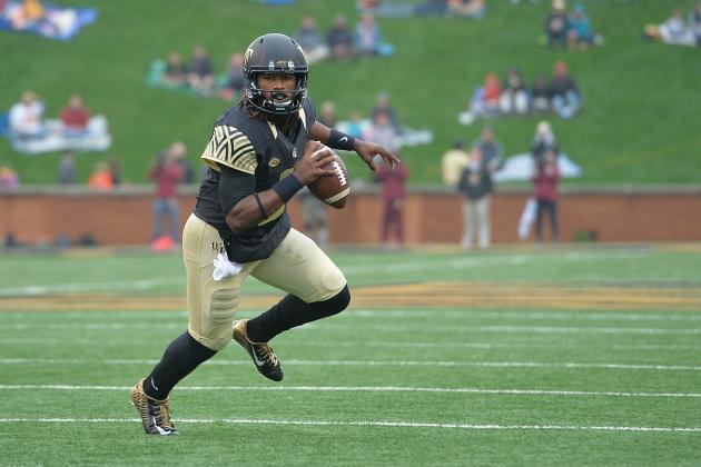 Wake Forest Suspends Starting QB Kendall Hinton, TE Thomas Cole for 3 Games
