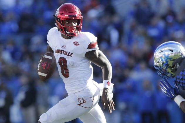 C.J. Mosley Says Lamar Jackson Is Like Watching a 'Young Michael Vick'