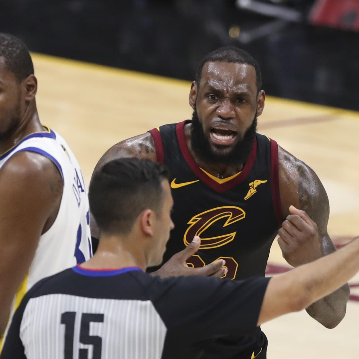 Could LeBron James and Kevin Durant Team Up in Los Angeles with the Lakers?