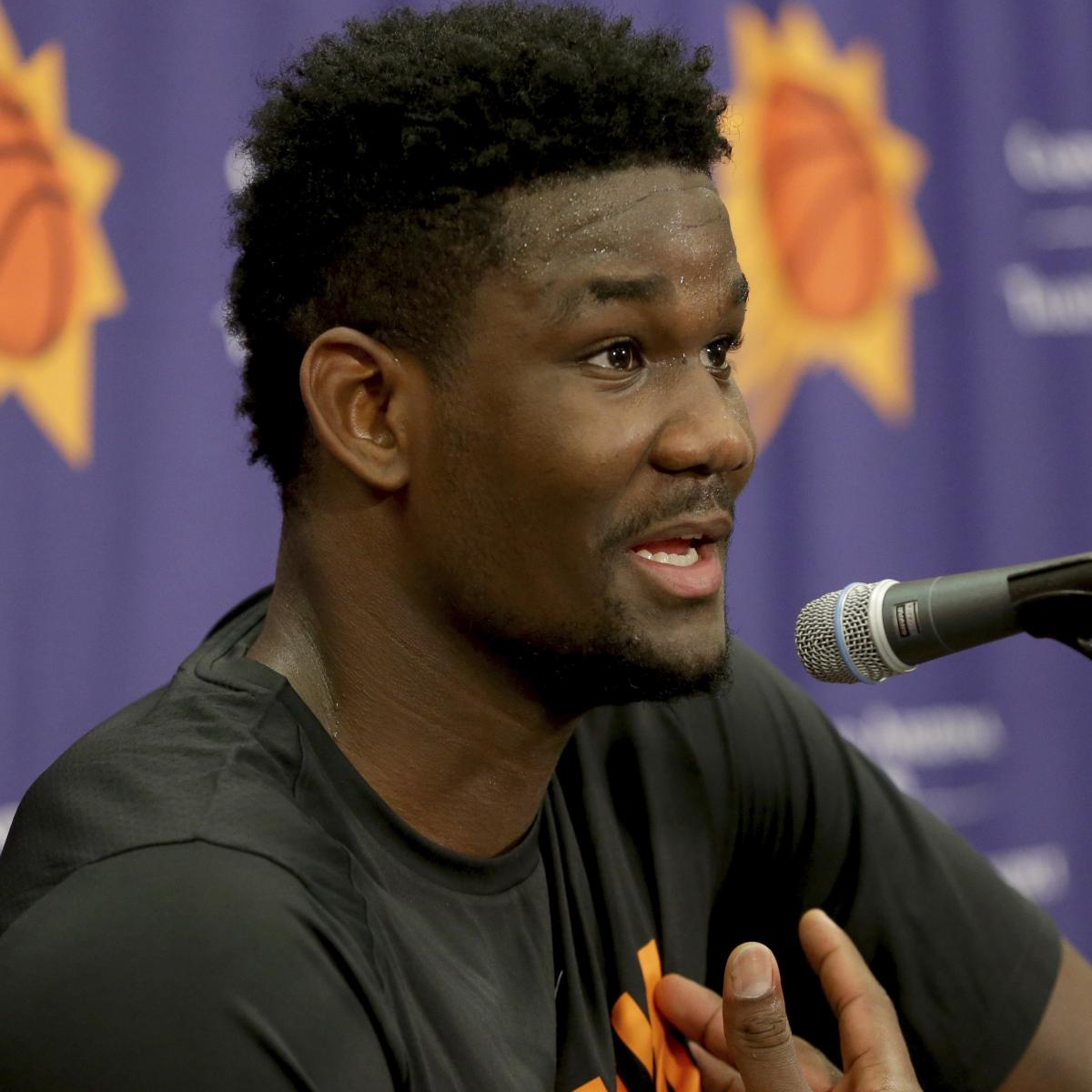 NBA Mock Draft 2018: Predictions for Top Prospects with Draft Day Approaching