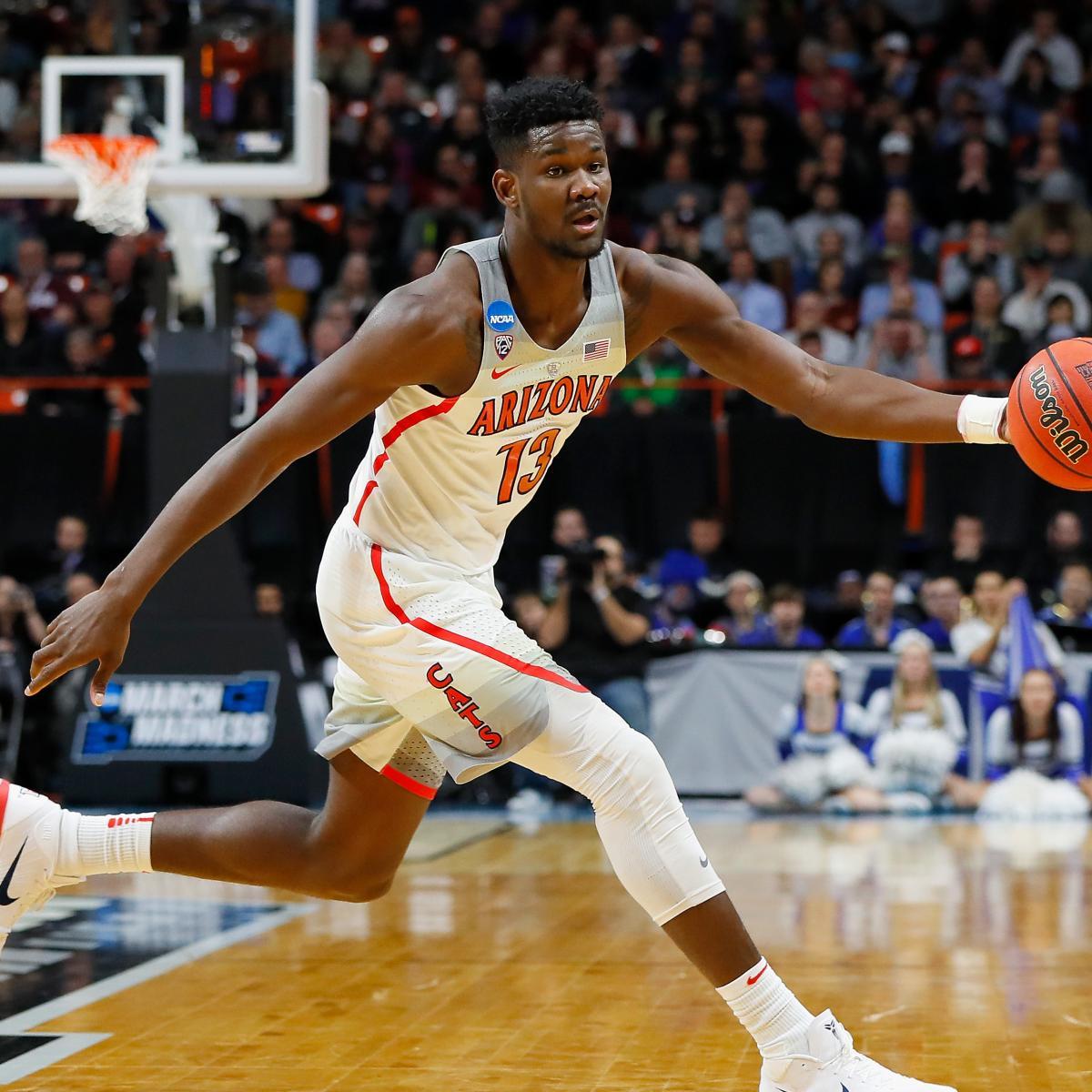 NBA Draft Odds 2018: Deandre Ayton, Luka Doncic Betting Props Hit Sportsbooks