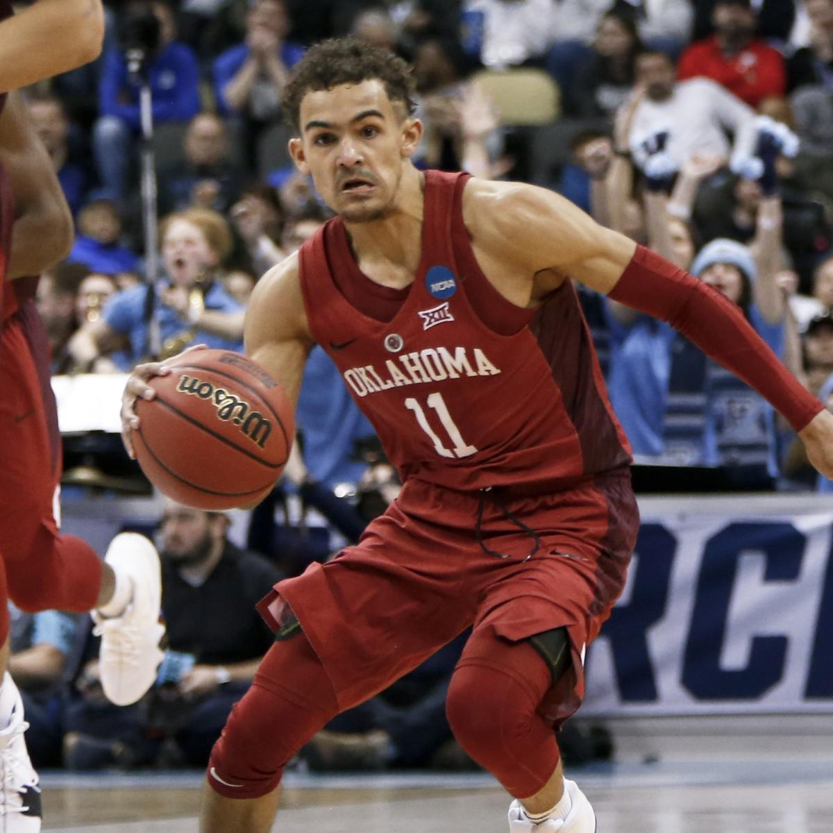 Anonymous NBA Scout Says He 'Wouldn't Touch' Trae Young in 2018 NBA Draft