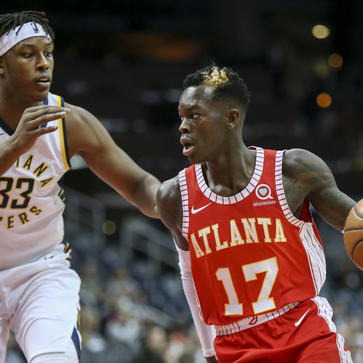 NBA Trade Rumors: Rounding Up Latest Reports Before 2018 NBA Draft