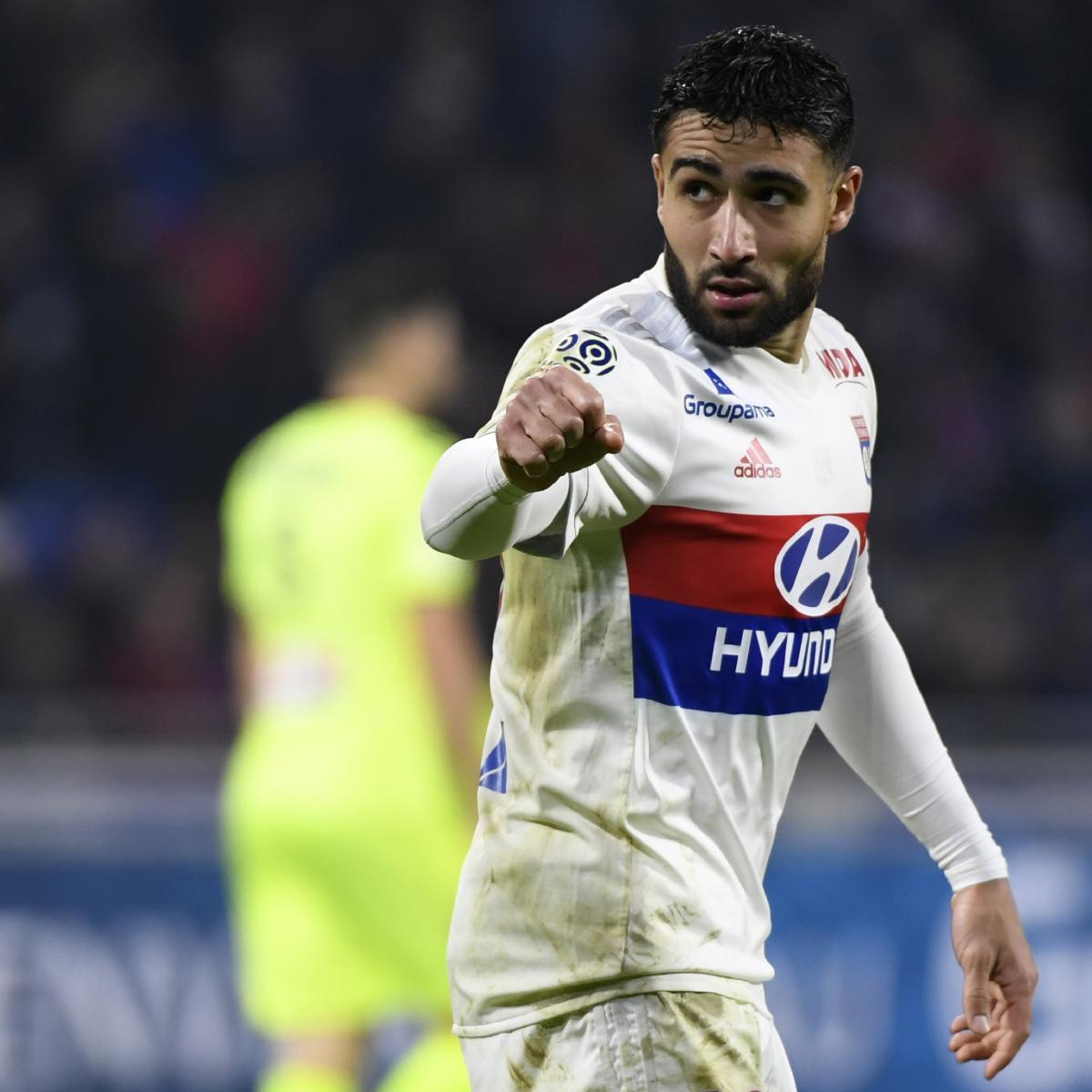 Liverpool Transfer News: Nabil Fekir Talks Resumed in Latest Rumours