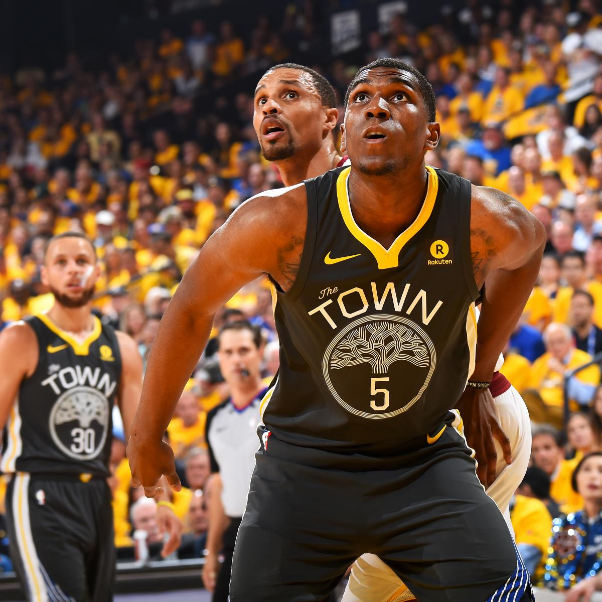 Warriors Rumors: Kevon Looney Contacted After Free Agency Opened