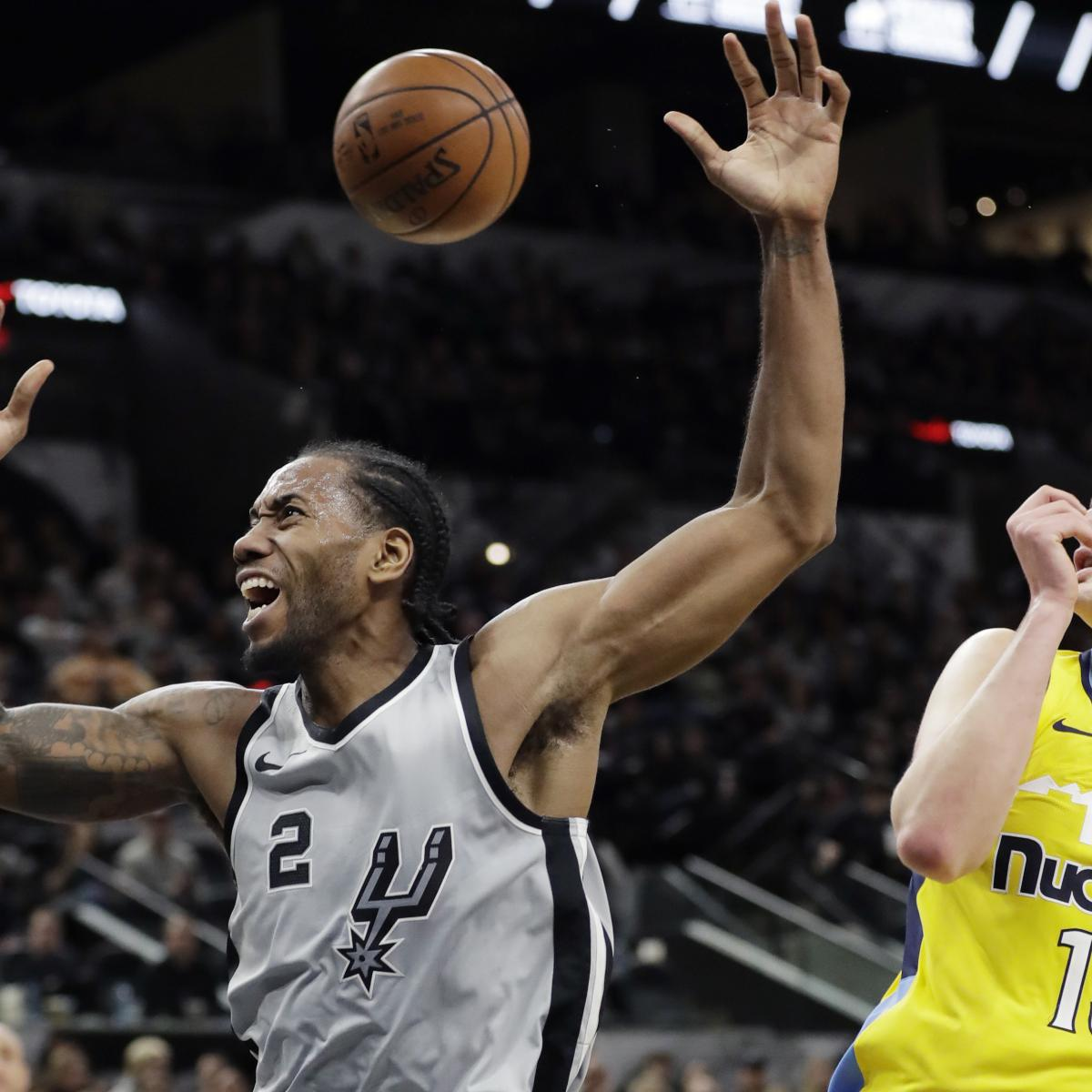 NBA Trade Rumors: Latest Buzz on Deals for Kawhi Leonard, Kevin Love, More