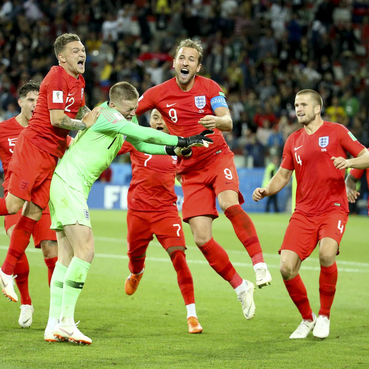 World Cup 2018: Updated Tournament Odds, Predictions and Schedule