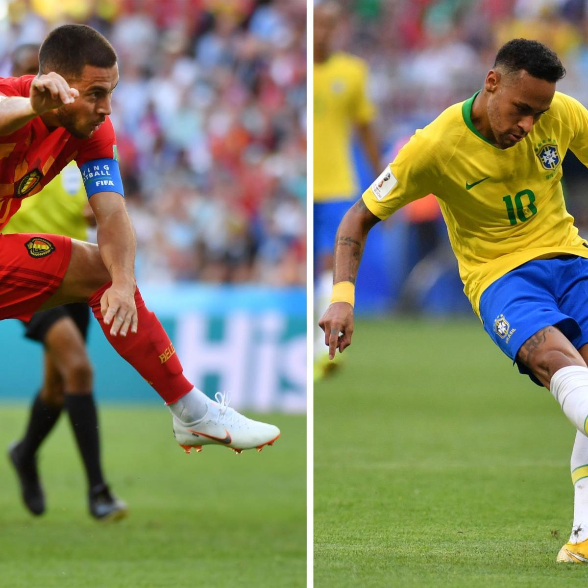 World Cup Bracket 2018: Predictions, Odds and Picks Entering Friday Play