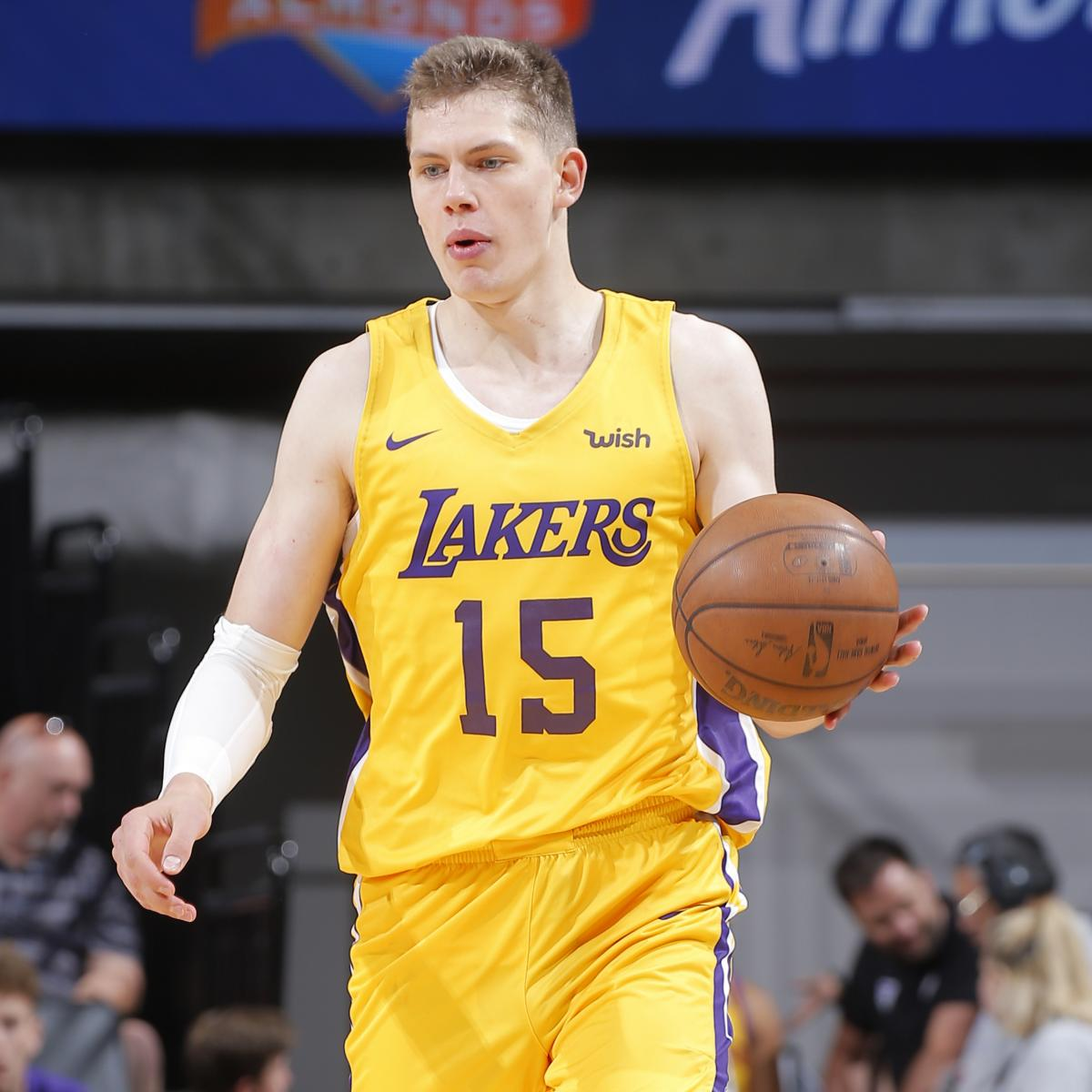 Moritz Wagner Suffers Ankle, Knee Injuries in Summer League vs. Knicks
