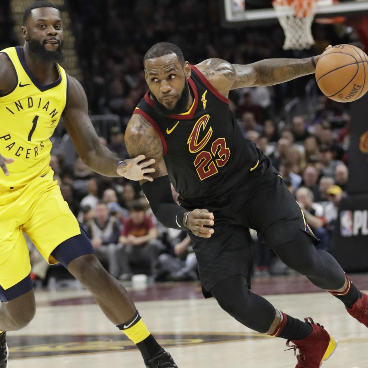 Kevin Pritchard Says LeBron James Convinced Lance Stephenson to Join Lakers