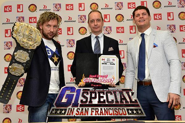 NJPW G1 Special 2018 Results: Winners, Grades and Reaction