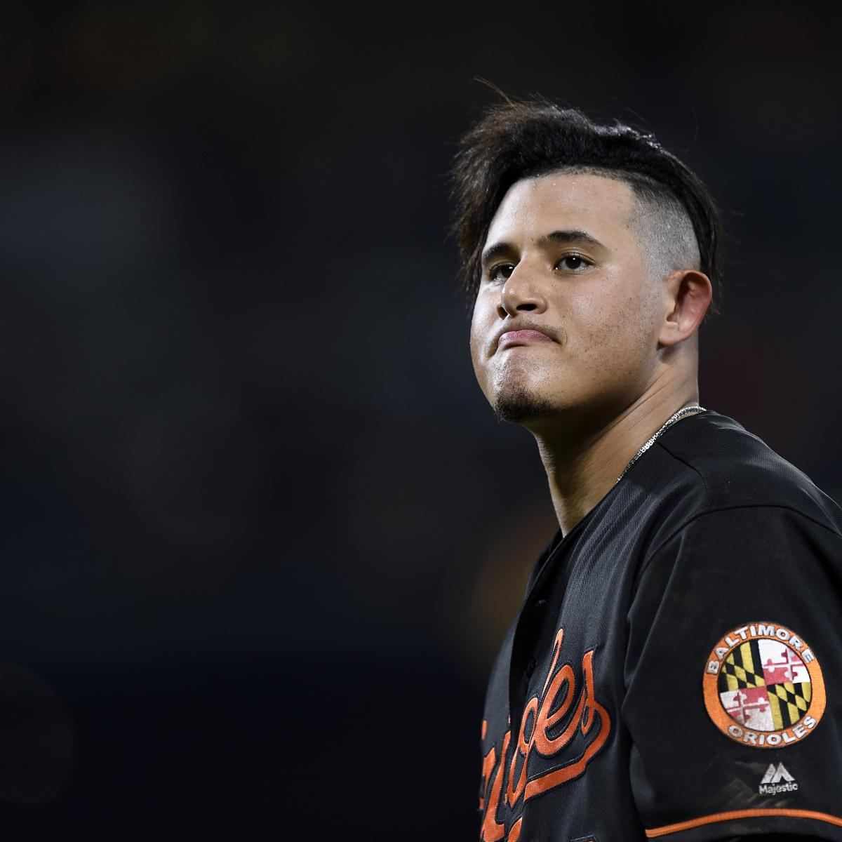 Manny Machado Trade Rumors: Dodgers, Brewers 'Most Serious' About Orioles Star