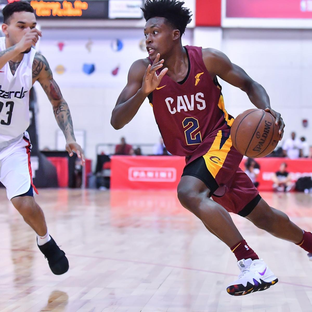 NBA Summer League 2018: Monday Schedule, Latest Las Vegas Standings and Stats