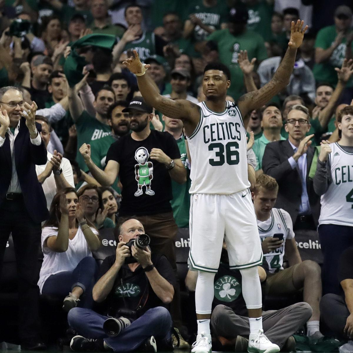 NBA Rumors: Kings Preparing Marcus Smart Contract Offer After Losing Zach LaVine