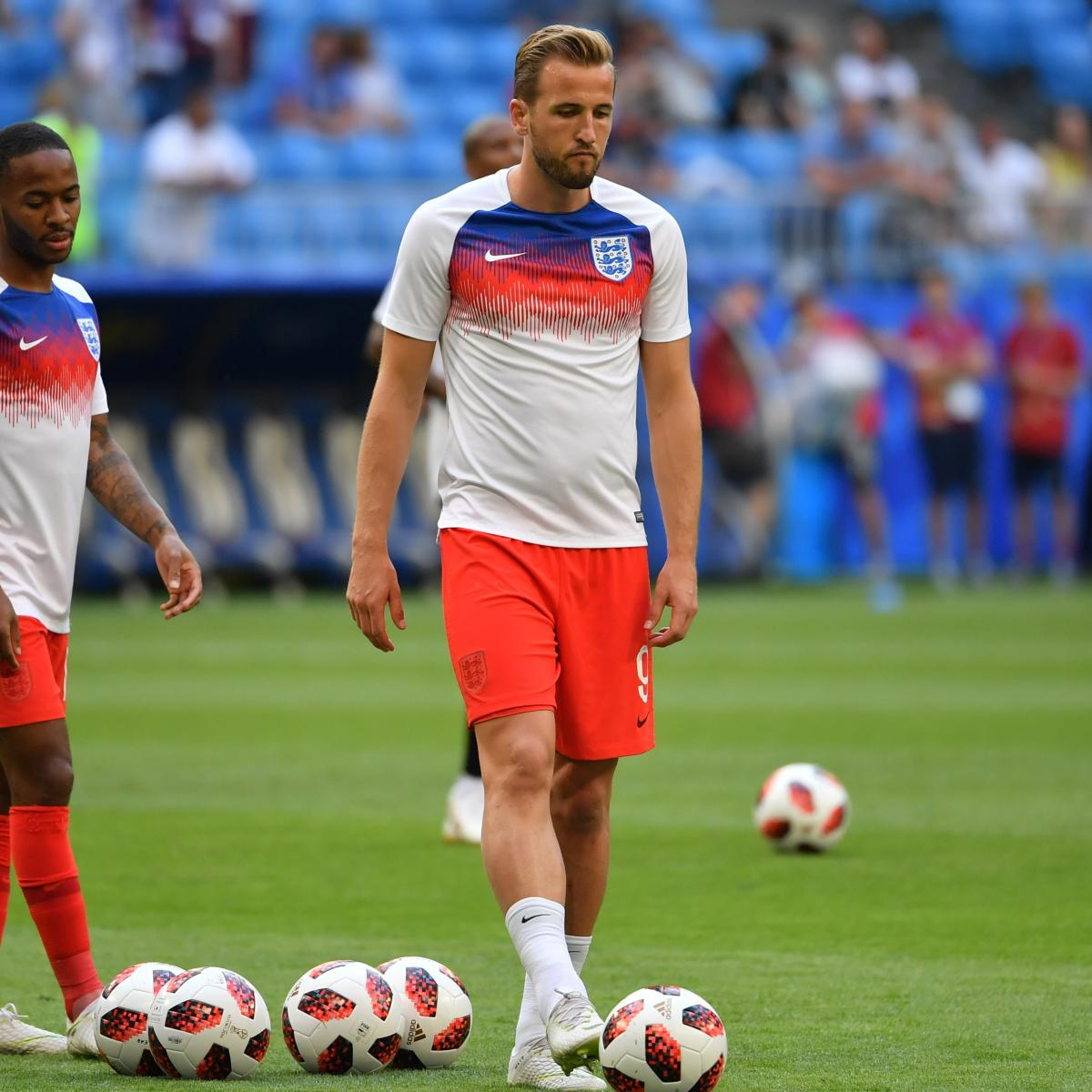 World Cup 2018: Live-Stream Schedule for Final Semi-Final Matchup