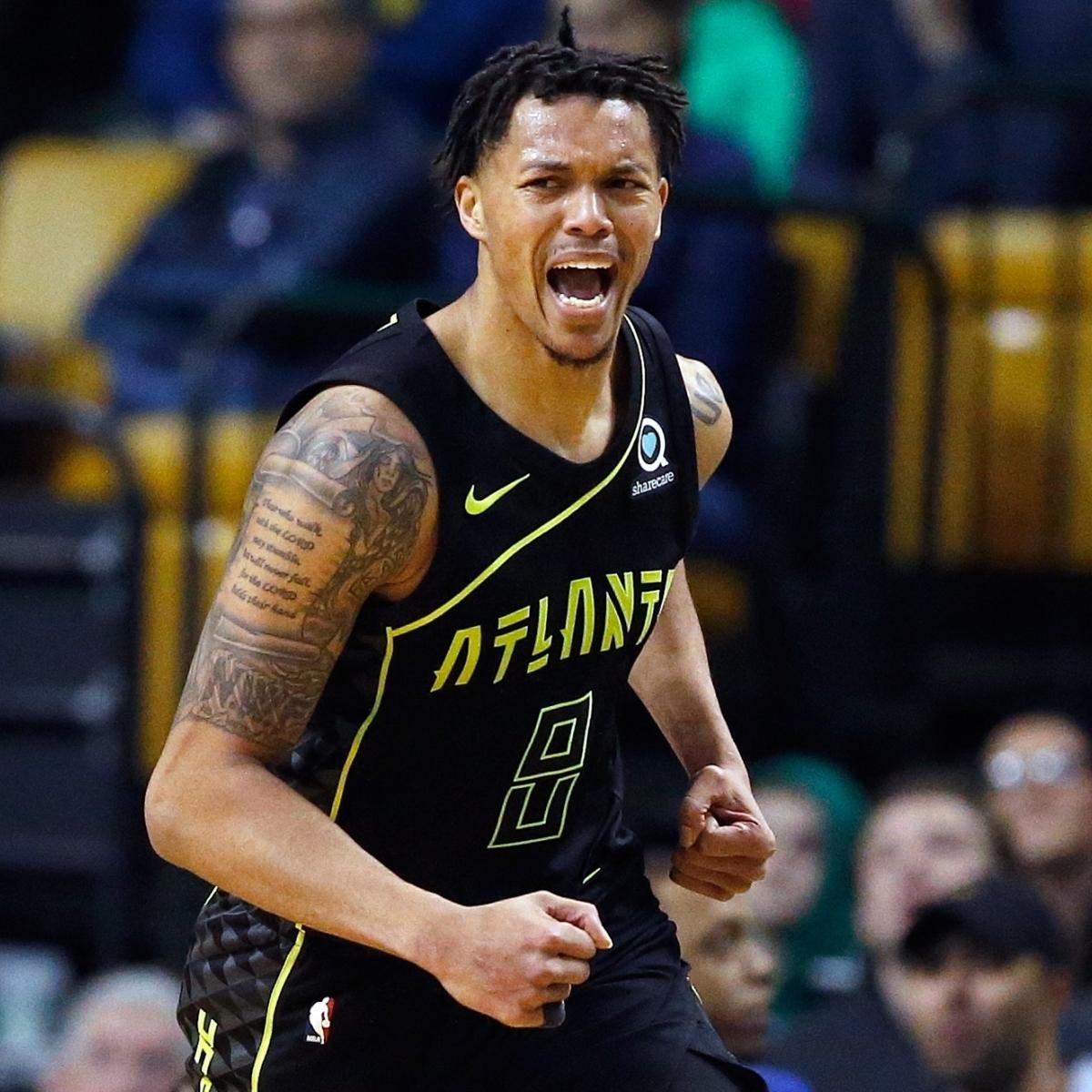 Stephen Curry's Future Brother-in-Law Damion Lee Agrees to Warriors Contract