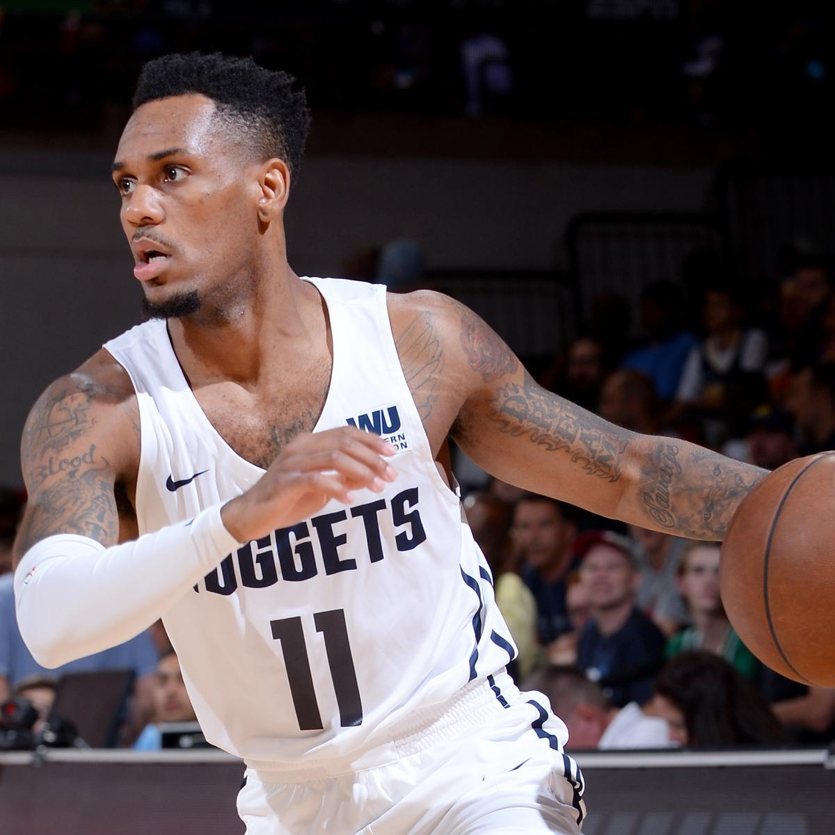 NBA Summer League 2018: Wednesday Schedule, Latest Las Vegas Standings and Stats