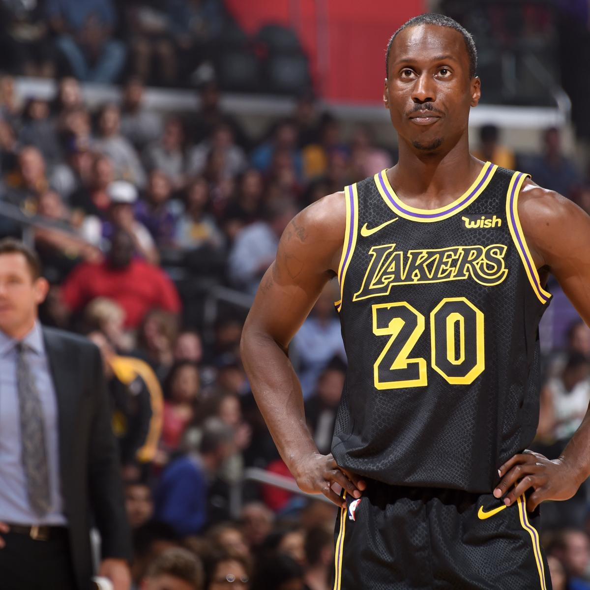 Andre Ingram Hopes for Lakers Training Camp Invite After LeBron James Signing