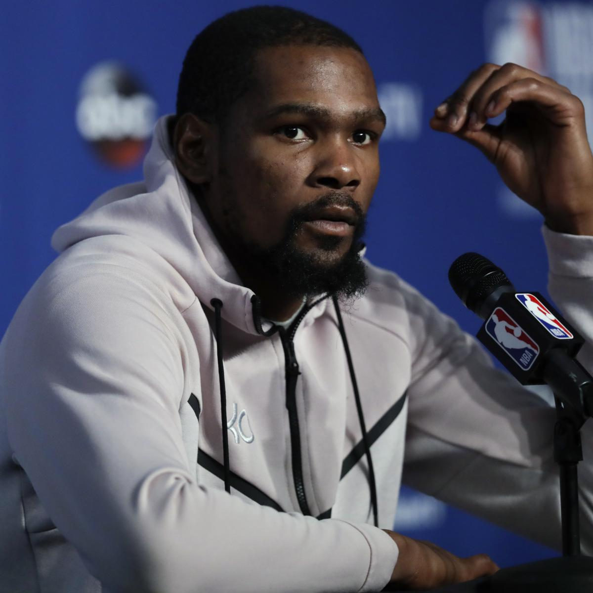 Kevin Durant Argues with Teenager on Instagram After Critical Post
