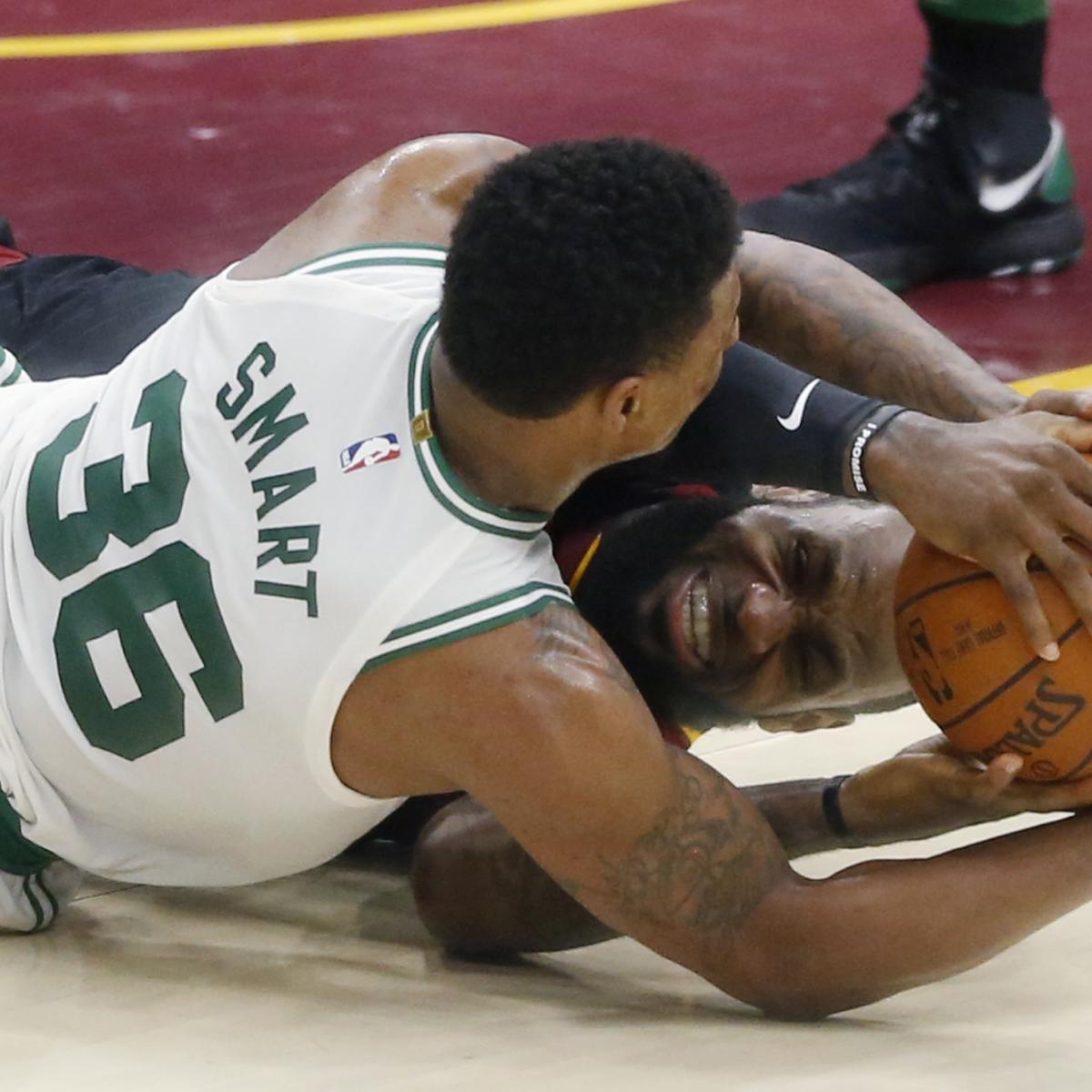 Celtics GM Danny Ainge Calls Free Agent Marcus Smart Boston's 'Top Priority'