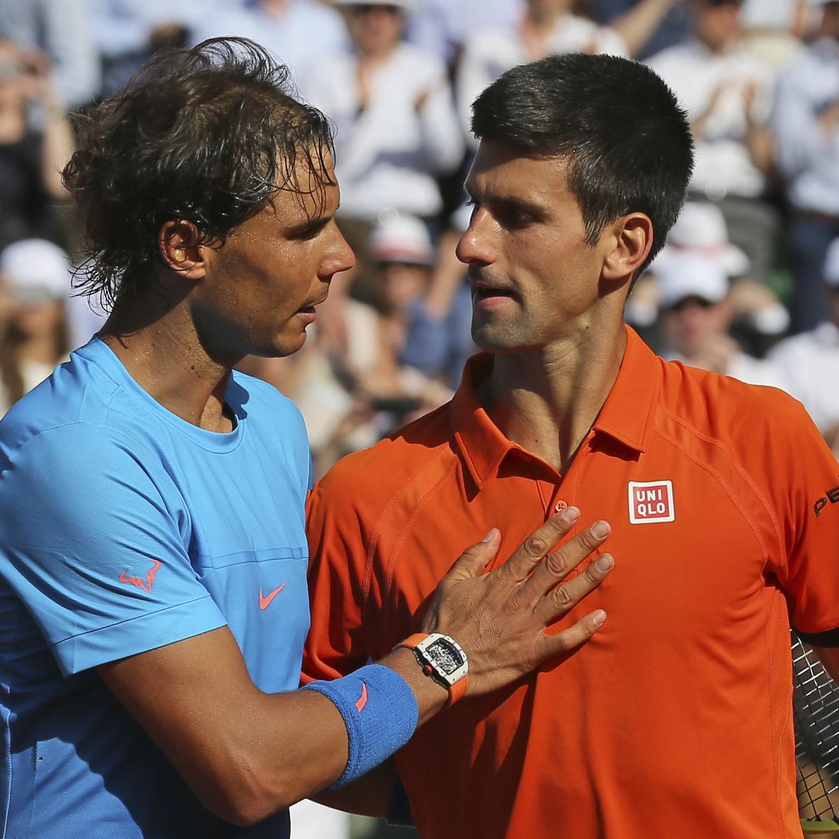 Wimbledon 2018 Men's Semifinal: TV Schedule, Start Time, Live-Stream Info