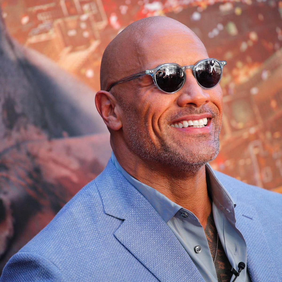 The Rock Says He 'Can't Wait to Get Back into a WWE Ring'