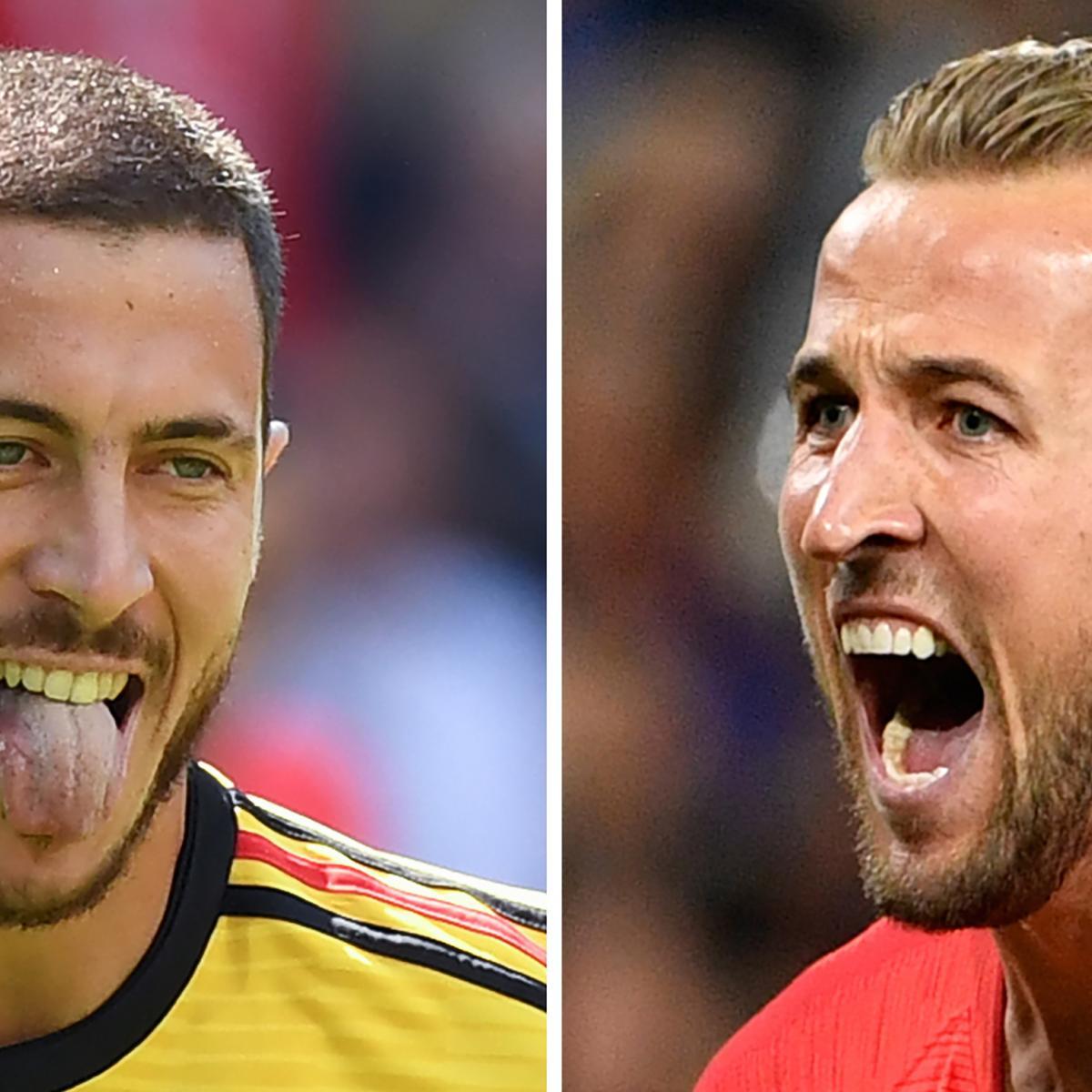 Belgium vs. England: Team News, Live Stream, TV Info for World Cup 2018
