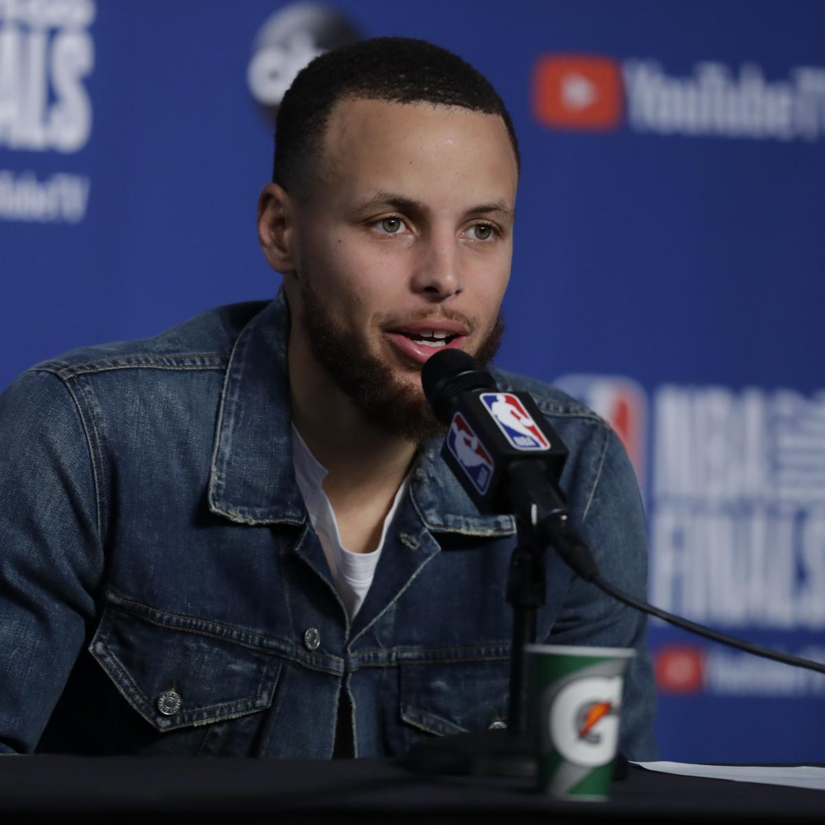Stephen Curry Subpoenaed in Under Armour Suit over 'I Can Do All Things' Slogan