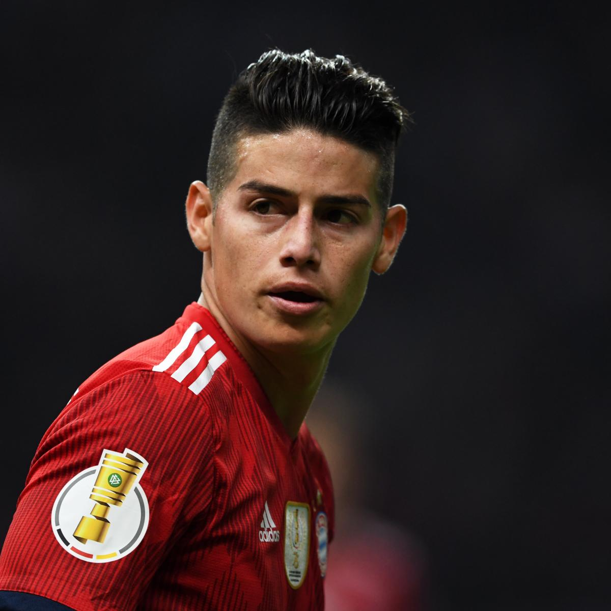 Real Madrid Considering Keeping James Rodriguez After Bayern Munich Loan