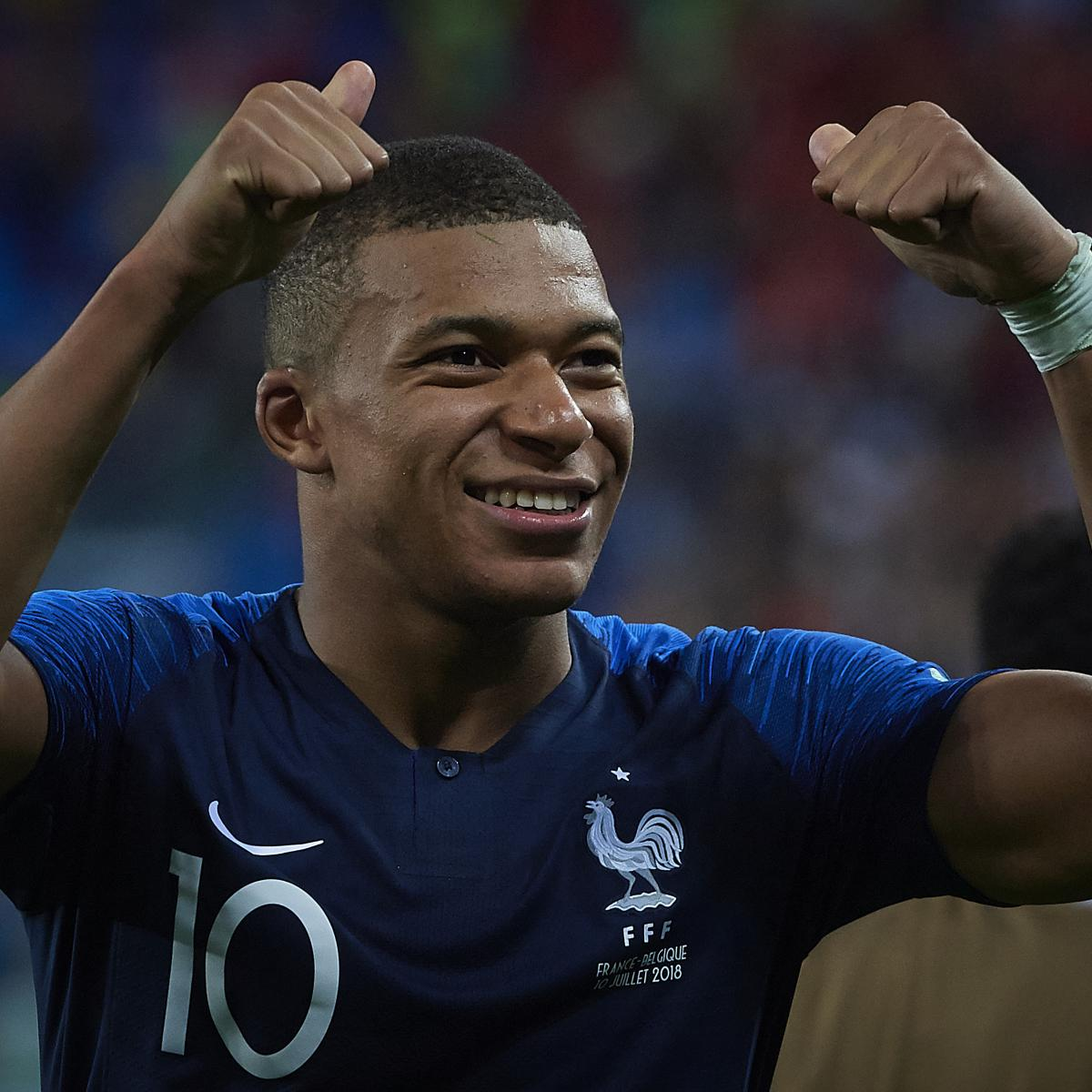 World Cup 2018 TV Schedule, Live Stream Coverage for Final and 3rd-Place Games