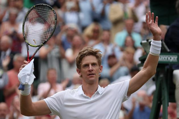 Wimbledon 2018 Results: Friday Winners, Scores, Stats and Singles Draw Update
