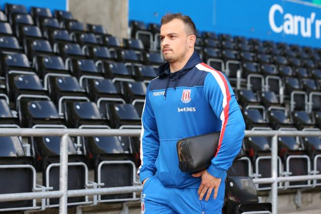 Xherdan Shaqiri, Liverpool Agree to Contract After Stoke City Transfer