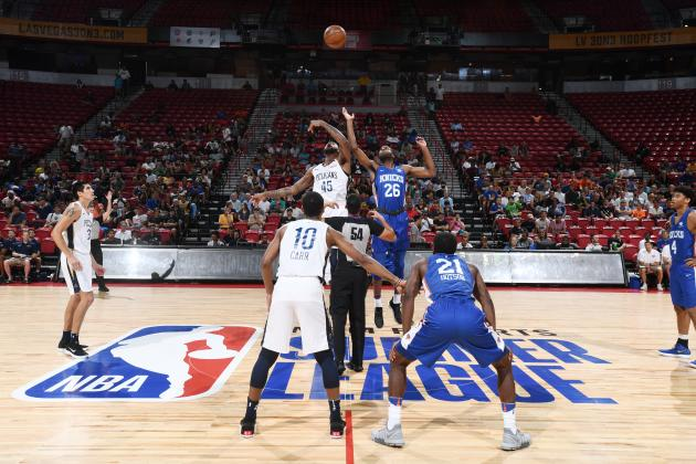 NBA Summer League 2018: Friday Scores, Highlights and Las Vegas Highlights