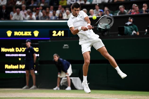 Rafael Nadal-Novak Djokovic Wimbledon Semifinal Will Finish Saturday After Delay