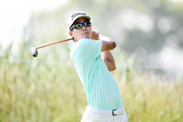 John Deere Classic 2018: Michael Kim Leads After Rain-Shortened Friday