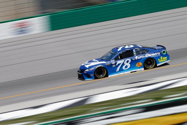 NASCAR at Kentucky 2018 Qualifying Results: Martin Truex Jr. Wins Pole Position