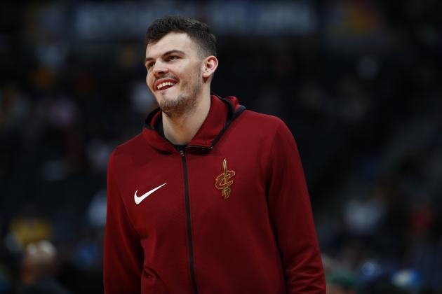 Ante Zizic Excused by Cavs to Go Home to Croatia for World Cup Final vs. France